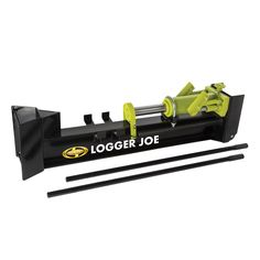 Sun Joe 10 Ton Manual Log Splitter