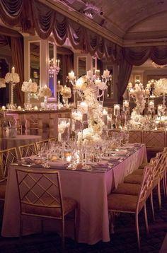 wedding reception idea; photo: Captured Photography