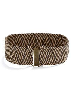 Be-weave It or Not Belt