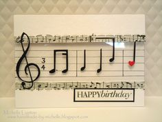 149 best happy birthday d images on pinterest in 2018 window card using acetate musical birthday cards birthday songs happy birthday music m4hsunfo