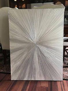 Art Texture, Texture Painting, Stick Wall Art, Wal Art, Afrique Art, Glue Art, Contemporary Wall Art, Diy Canvas Art, Wall Art Designs
