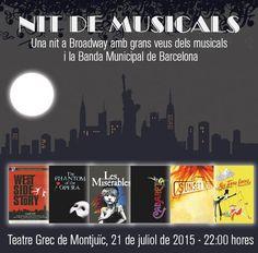 Et convidem a veure 'Nit de musicals'!