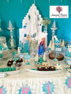 Frozen by Amazingpartiespr