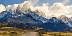 El Chaltén, Argentine