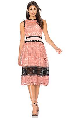 Tea Rose Dress