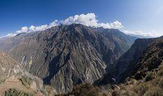 Peru, Colca Canyon - our trip around the world