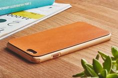 Grovemade Wooden & Leather iPhone 6s/ 6s Plus Case