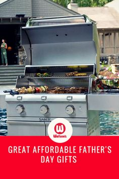 With grill prices starting at $149, you are certain to find a great Father's Day gift for Dad. Good news, we assemble too!