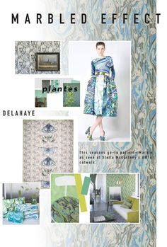 Designers Guild AW16 Moodboard