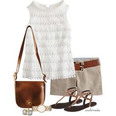 Summer is still here however...so sandals, shorts, and cute white shirts are still the way to dress kids:)
