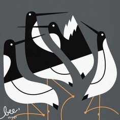 terns limited edition screen print