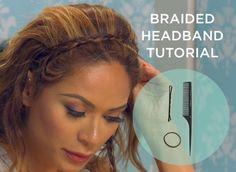 DIY Braided Headband