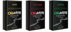 CIGAVETTE electronic cigarettes