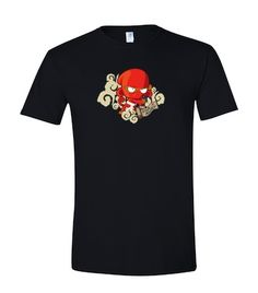 Official Bloons Ninja Monkey Shirt available at http://www.ntensify.com/bloons/ninja-monkey/