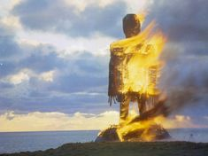 As The Wicker Man celebrates its anniversary, curator William Fowler count the wonders of this tale of paganism in the Scottish islands. Hush Hush, Night Of The Demons, Donald Pleasence, Britt Ekland, Wicker Man, Roman Polanski, Opening Credits, Scottish Islands, Cult Movies