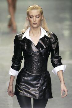 Alexander McQueen Spring 2006