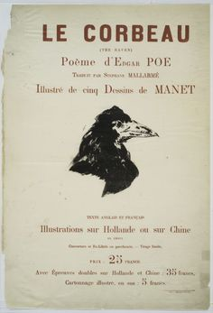 French Edition of the Raven (1875)