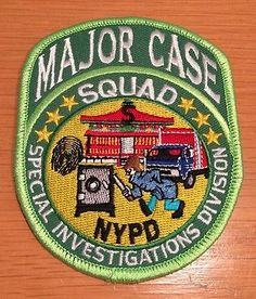 NYPD-MAJOR-CASE-SQUAD-SPECIAL-INVESTIGATIONS-PATCH
