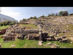 Αρχαίο θέατρο Αιγείρας - YouTube