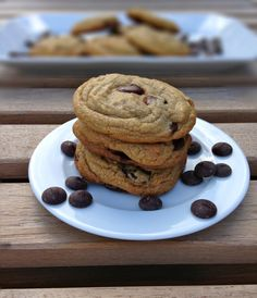 Best chocolate chip cookies ever? A few tips: Prep time is about 20 minutes. Don't preheat the oven until just after you've browned the butter.