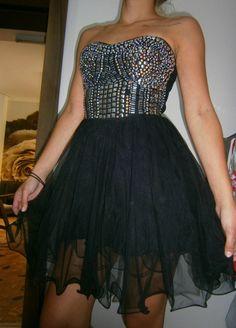 65,50 eur Strapless Dress Formal, Formal Dresses, Fashion, Dresses For Formal, Moda, Formal Gowns, Fashion Styles, Formal Dress, Gowns