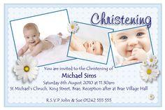 Invitation Card For Baptism : Invitation Card For Baptism - Superb Invitation - Superb Invitation