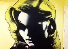 New collaboration with graffiti artist OMEN