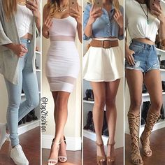 The white dress!! Just Girly Things, Denim Skirt, Diys, Mini Skirts, Bodycon Dress, Body Con, Jean Skirt, Bricolage, Body Con Dress