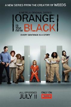 LOVE IT! orange is the new black | Orange is the New Black-poster-kis