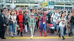 """""""Tell It Like It Is"""" Talk Show: Comic-Con Preview: 4 Big Trends to Watch Out For"""