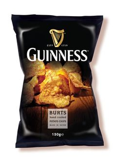 Guinness Burts Chips