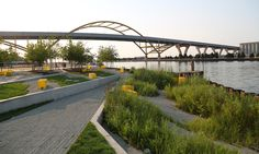 Erie Street Plaza by Stoss Landscape Urbanism