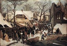 Питер Брейгель   XVIe   Pieter Bruegel (300 картинок)