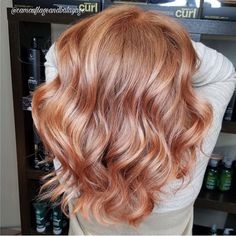 "556 Likes, 32 Comments - Amy (@camouflageandbalayage) on Instagram: ""Results from my Balayage application posted earlier! Gorgeous Ginger with Copper hilites! Oligo…"""