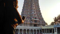 #DebbieLaverell #MaduraiTemple