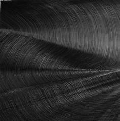 James Austin Murray - Hat Trick | 1stdibs.com #black #art #swirl #texture
