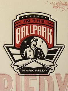 Mark Riedy Card CU by Cranky Pressman