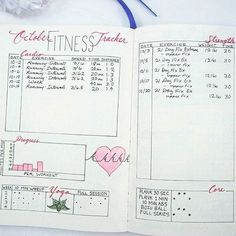 Epic List of Workout Trackers - Sheena of the Journal