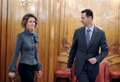 Asma el-Assad, l'atout charme d'une dictature sanguinaire