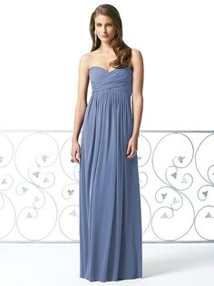 Dessy Collection Style 2846 http://www.dessy.com/dresses/bridesmaid/2846/?color=larkspur&colorid=1014#.VeTrLRNViko