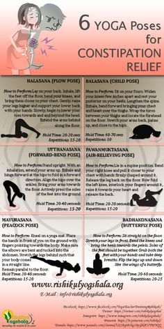 constipation exercises