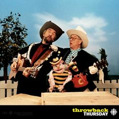 Fred Penner & Mr Dressup Daughters, To My Daughter, 70s Tv Shows, 80s Music, Kids Shows, 90s Kids, Old Tv, Back In The Day, Childhood Memories