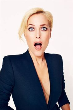 Gillian Anderson - 'The Crown'