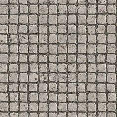 Textures Texture seamless | Street paving cobblestone texture seamless 07425 | Textures - ARCHITECTURE - ROADS - Paving streets - Cobblestone | Sketchuptexture