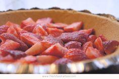 Strawberry Pie @WishFarms @artseefartsee #pixiepost