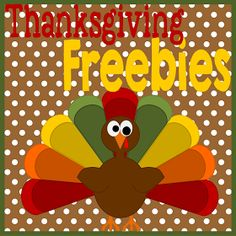 A link up of great, free Thanksgiving ideas for the classroom