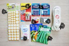 Einweihungsgeschenk--housewarming-ubersicht-schnipseldesign Diy Food Gifts, Housewarming Present, House Warming, Presents, Diy Crafts, Inspiration, Gift Ideas, Gifts For Birthday, Pun Gifts