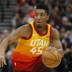 a974ea88a56 Donovan Mitchell   Utah Jazz New York Basketball