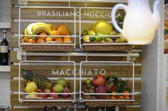 La frutta di #FantasiaGelati Napoli