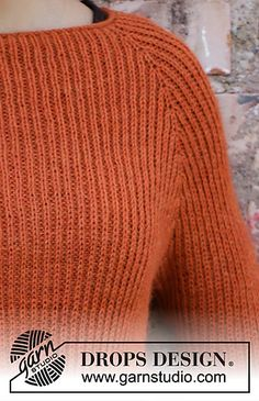 Last days of autumn / DROPS - free knitting patterns by DROPS design Last days of autumn / DROPS - free knitting patterns by DROPS design Knitting , lace processing is probably the mo. Sweater Knitting Patterns, Easy Knitting, Knitting Stitches, Knit Patterns, Knitting Designs, Finger Knitting, Knitting Machine, Knitting Socks, Drops Design